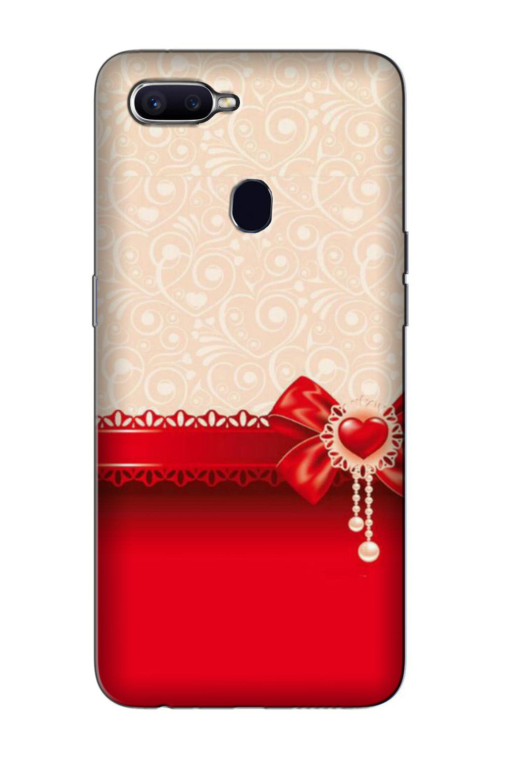Gift Wrap3 Case for Oppo F7