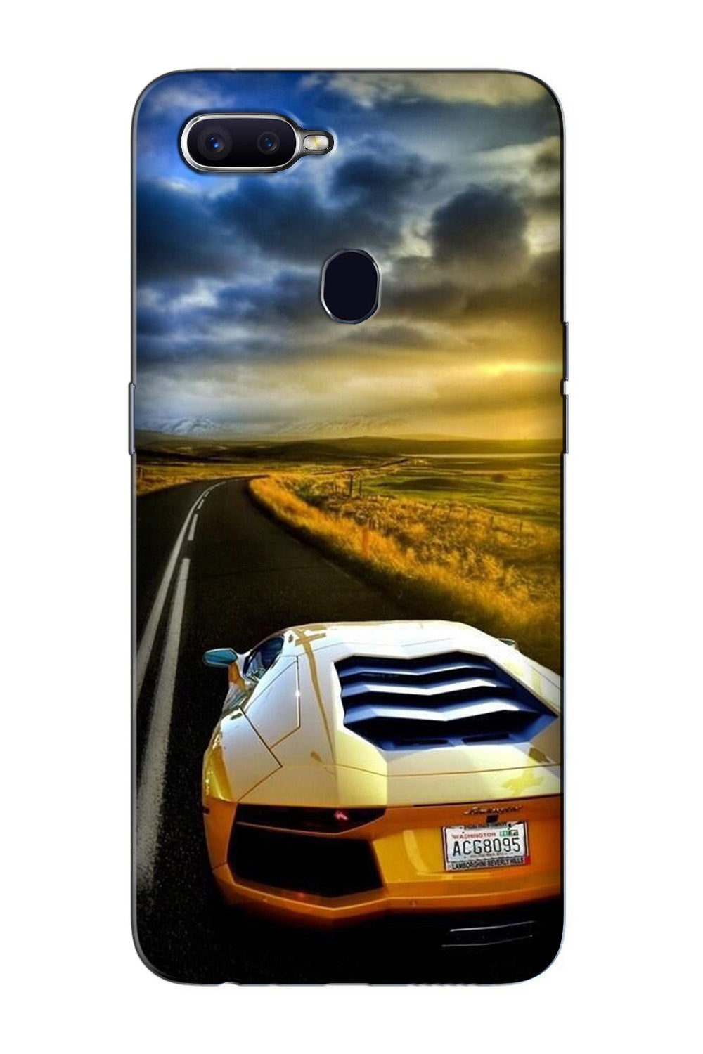 Car lovers Case for Oppo F9 Pro