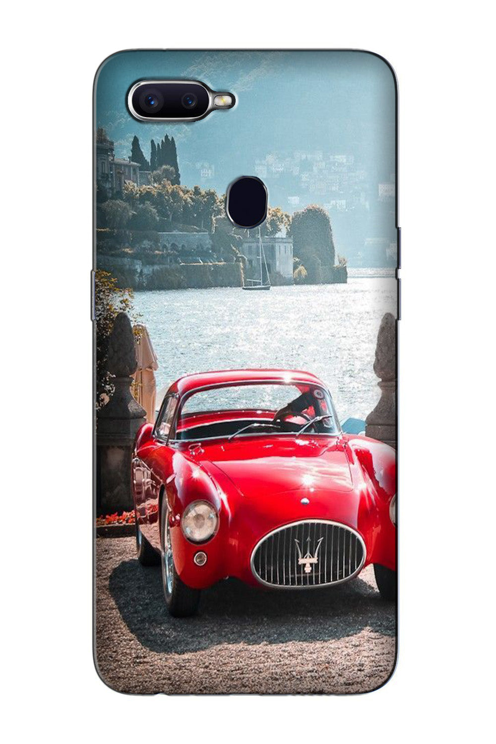 Vintage Car Case for Oppo F9 Pro