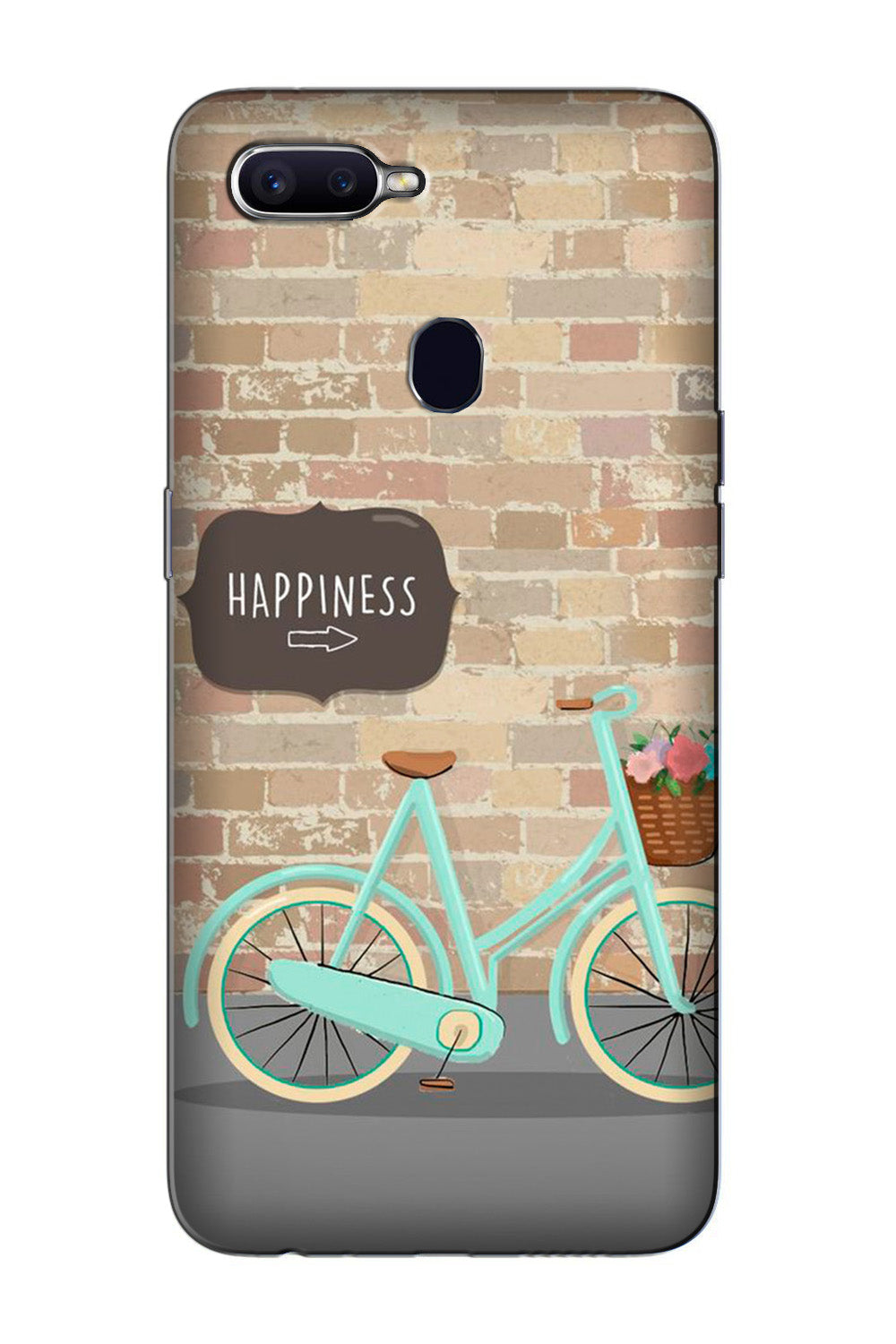 Happiness Case for Oppo F9 Pro