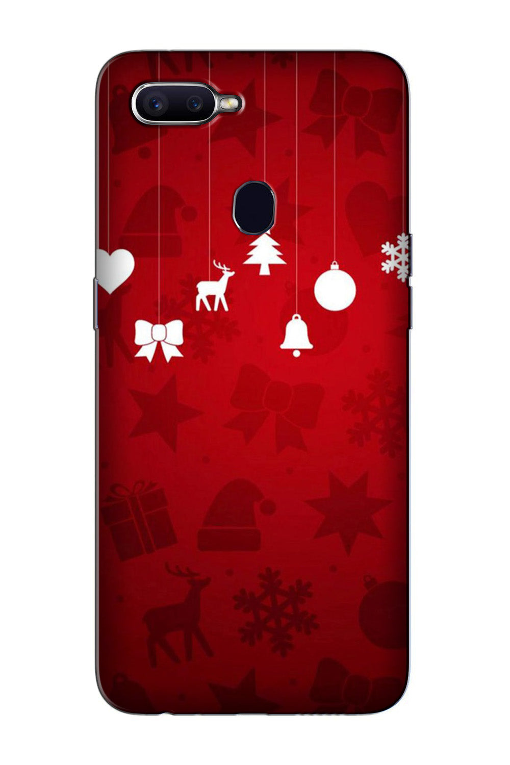 Christmas Case for Oppo F9 Pro
