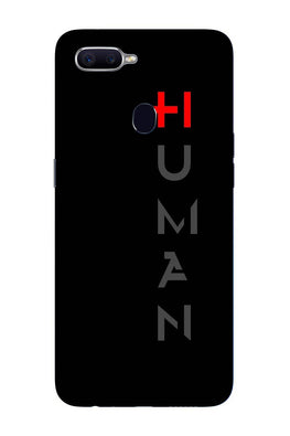 Human Case for Oppo F9 Pro  (Design - 141)