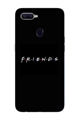 Friends Case for Oppo F9 Pro  (Design - 143)