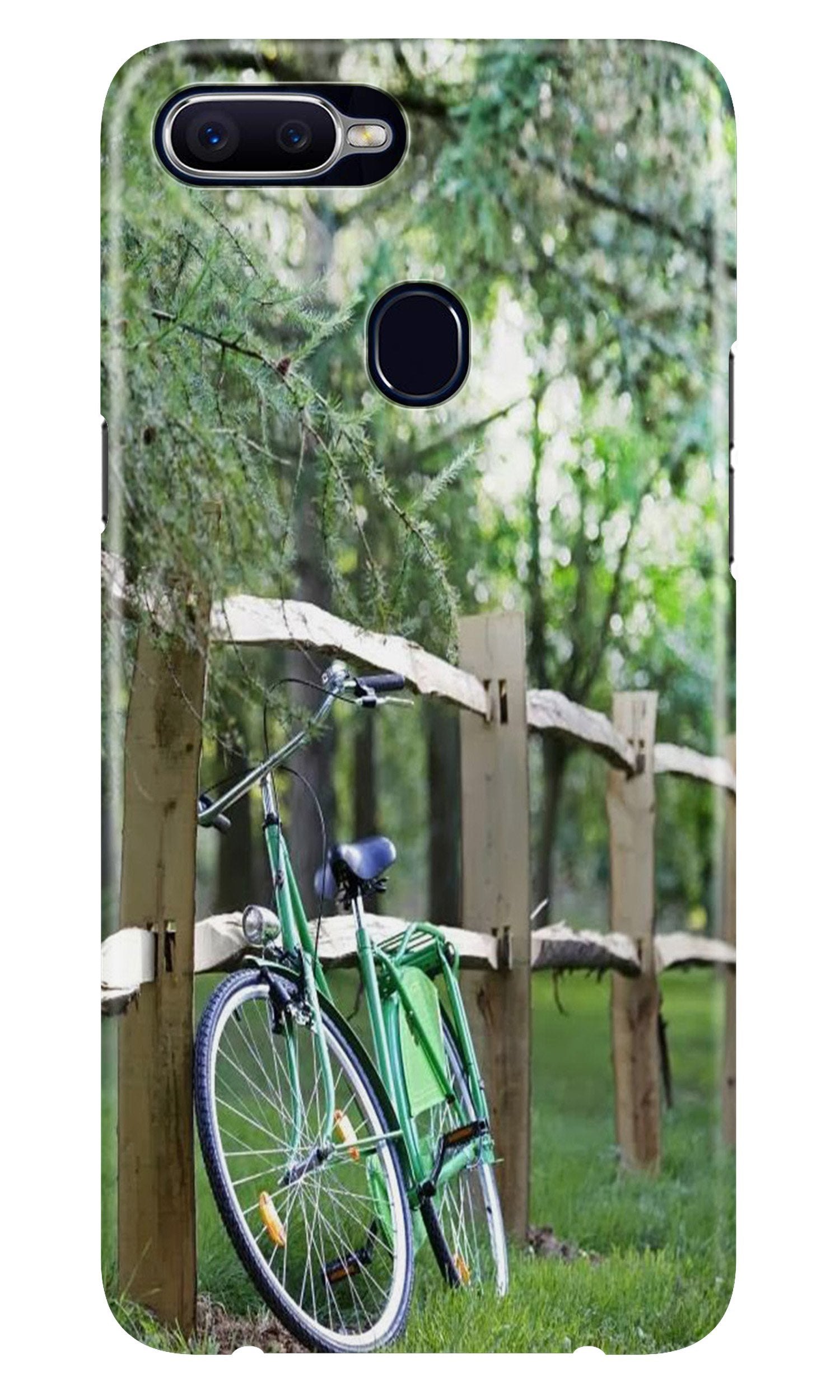 Bicycle Case for Realme 2 Pro (Design No. 208)