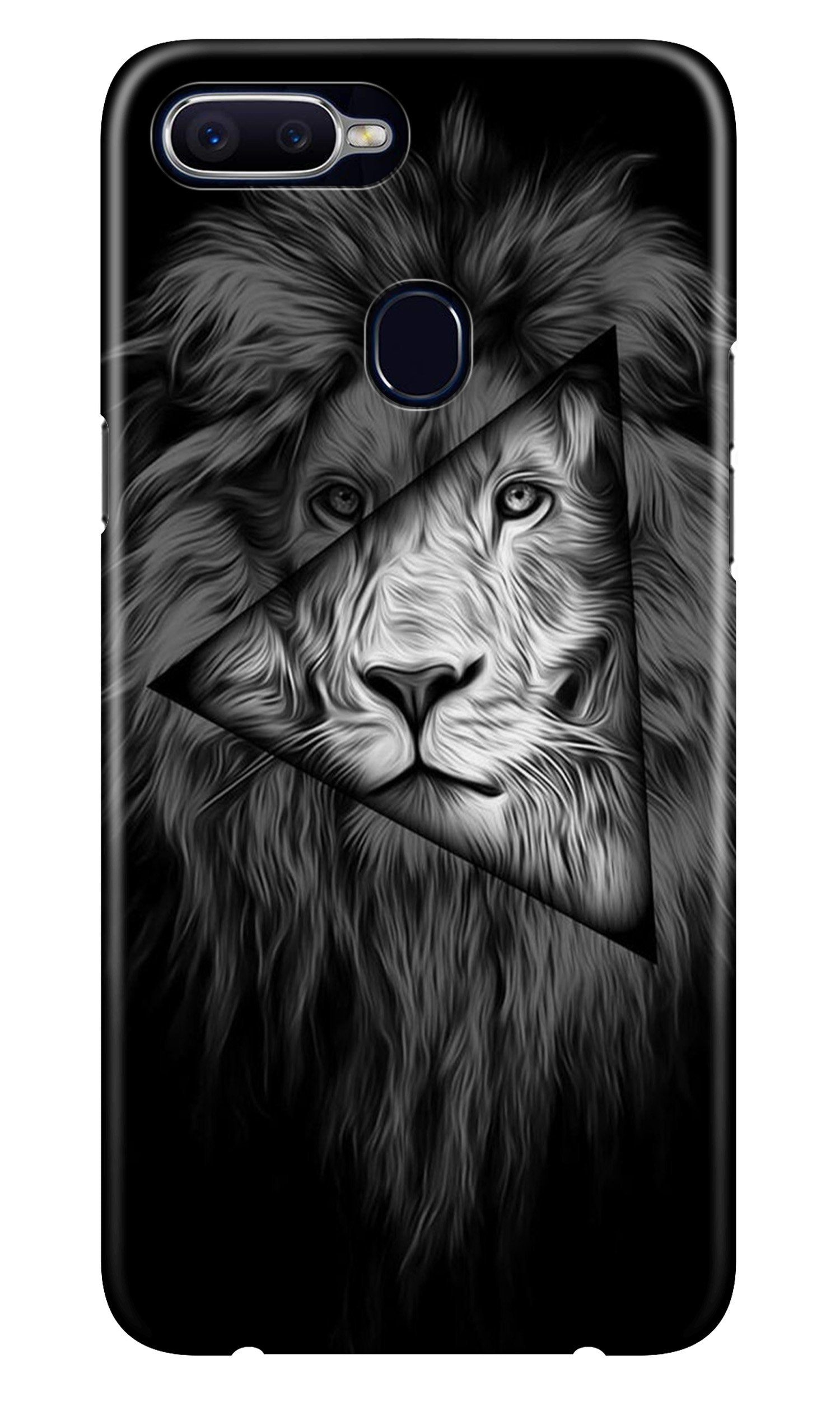 Lion Star Case for Oppo A5s (Design No. 226)