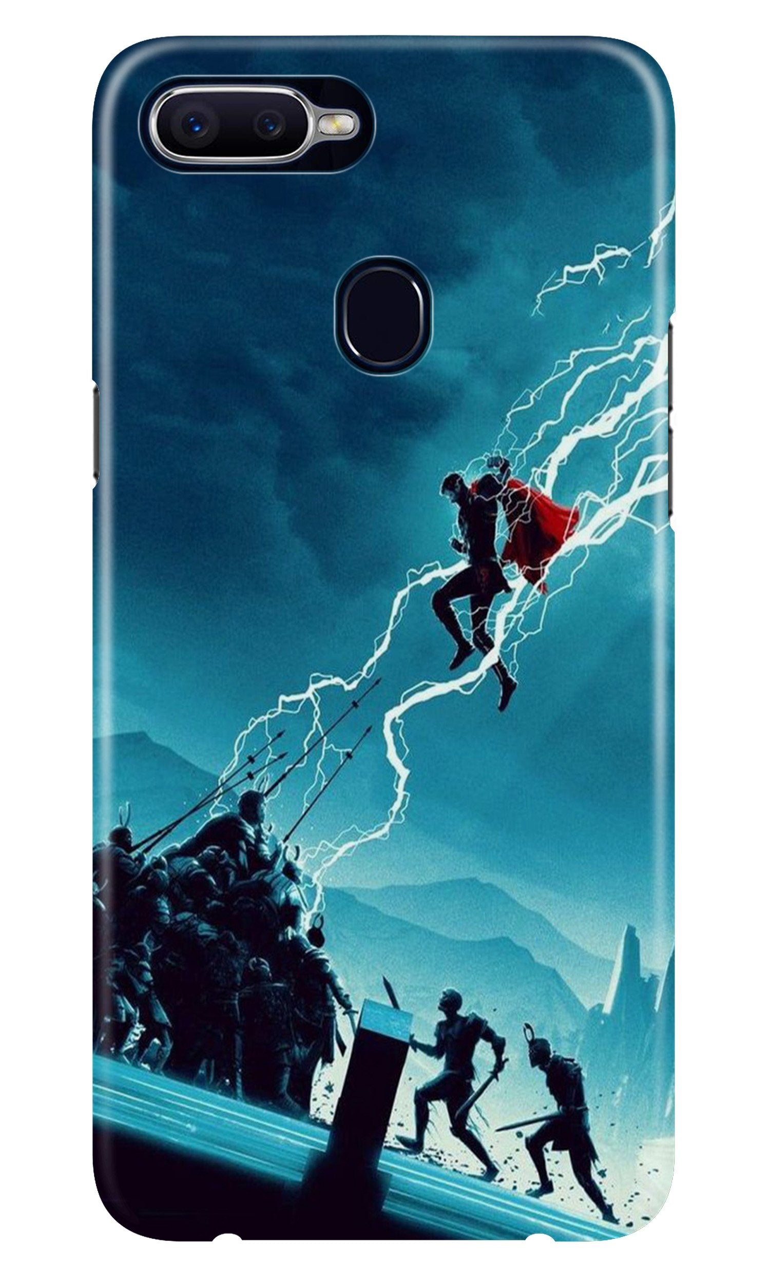 Thor Avengers Case for Oppo F9/F9 Pro (Design No. 243)