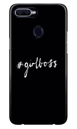 #GirlBoss Case for Oppo A7 (Design No. 266)