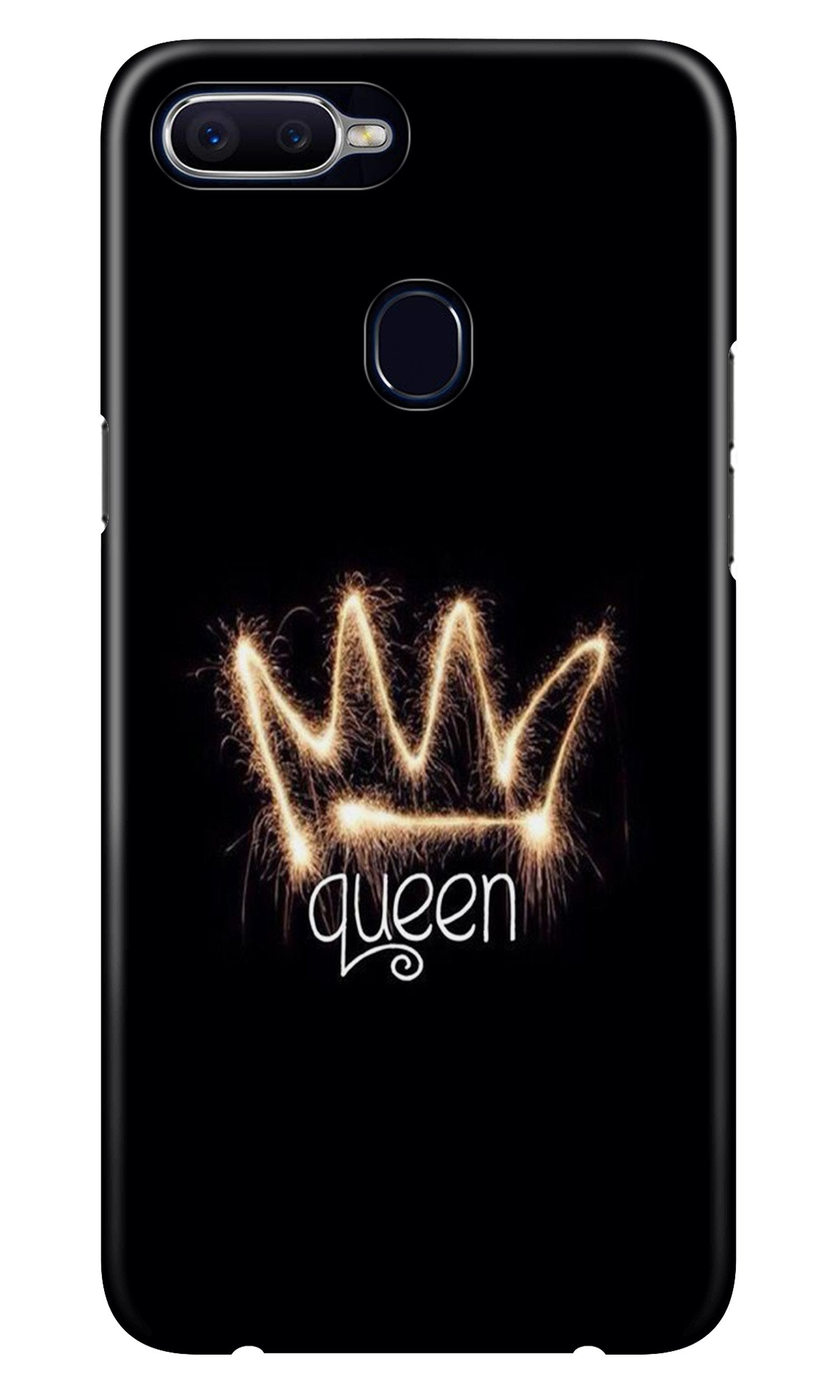Queen Case for Oppo F9/F9 Pro (Design No. 270)
