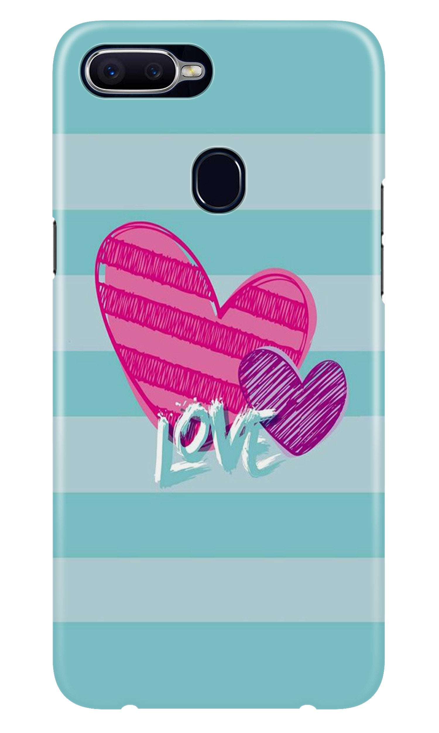 Love Case for Realme 2 (Design No. 299)