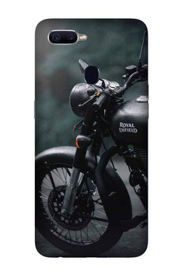 Royal Enfield Mobile Back Case for Realme 2  (Design - 380)