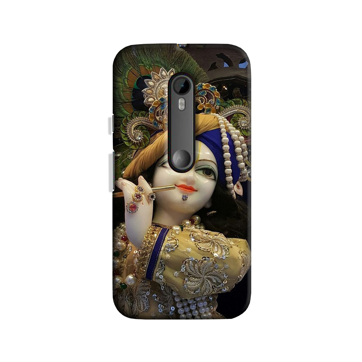 Lord Krishna3 Case for Moto G 3rd Gen