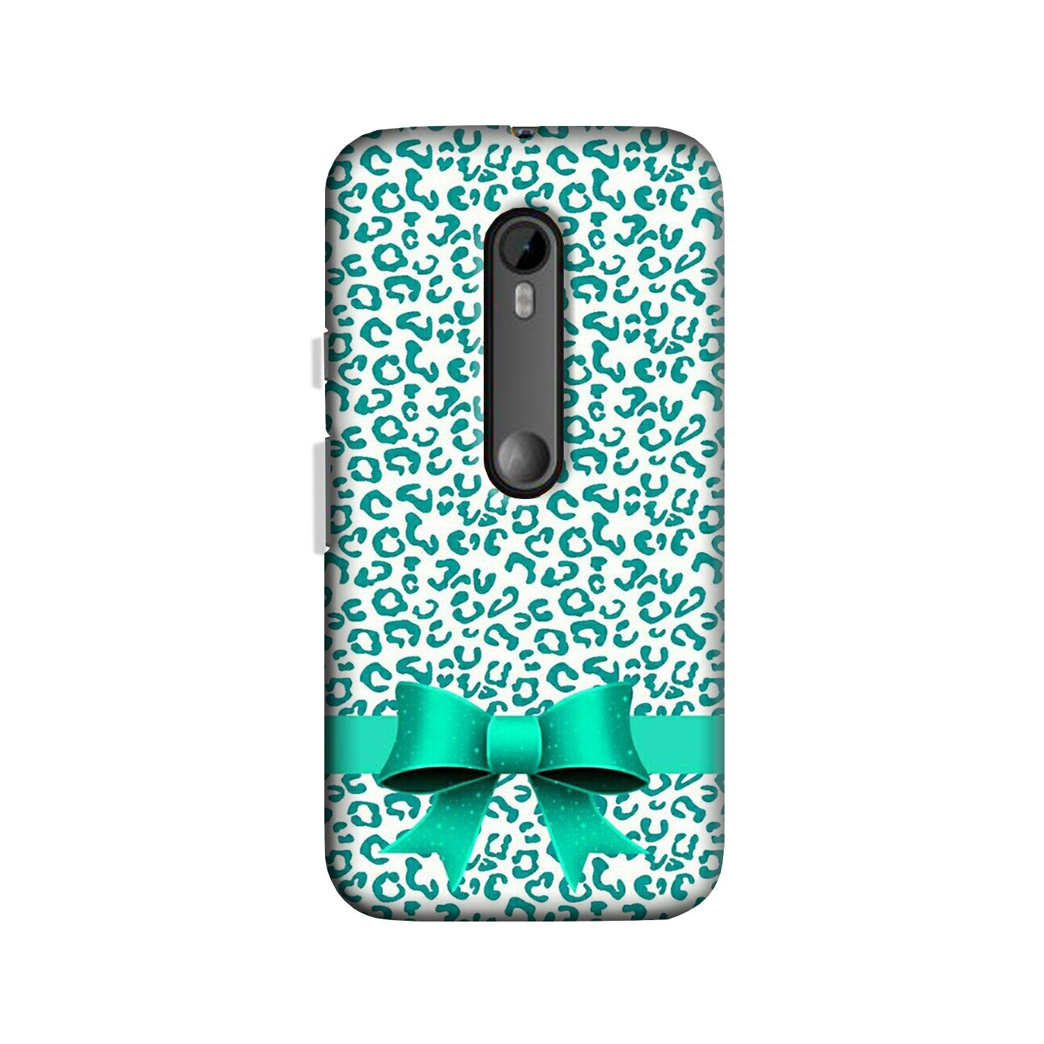 Gift Wrap6 Case for Moto G 3rd Gen