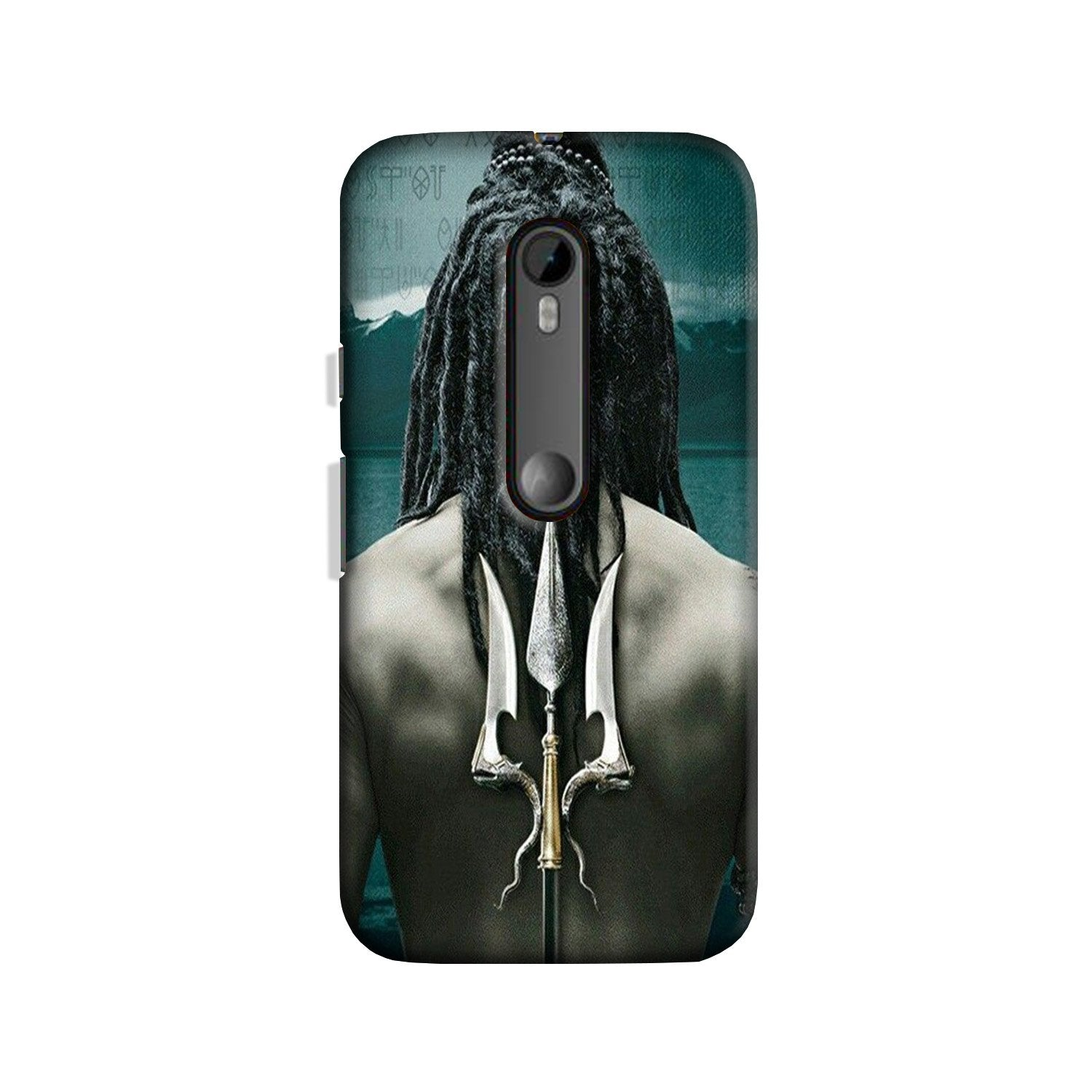 Mahakal Case for Moto G 3rd Gen