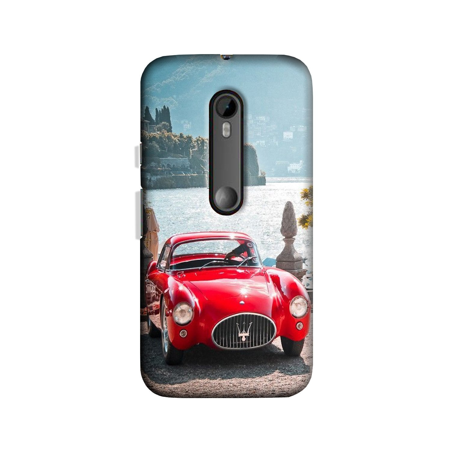Vintage Car Case for Moto G 3rd Gen
