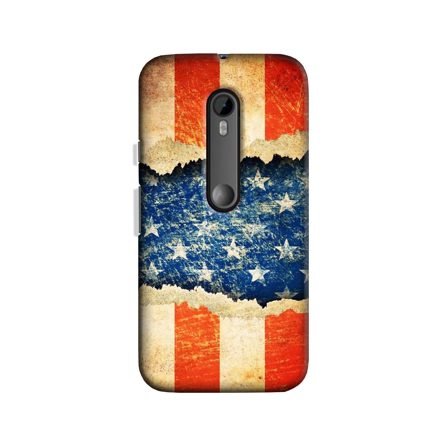 United Kingdom Case for Moto G 3rd Gen