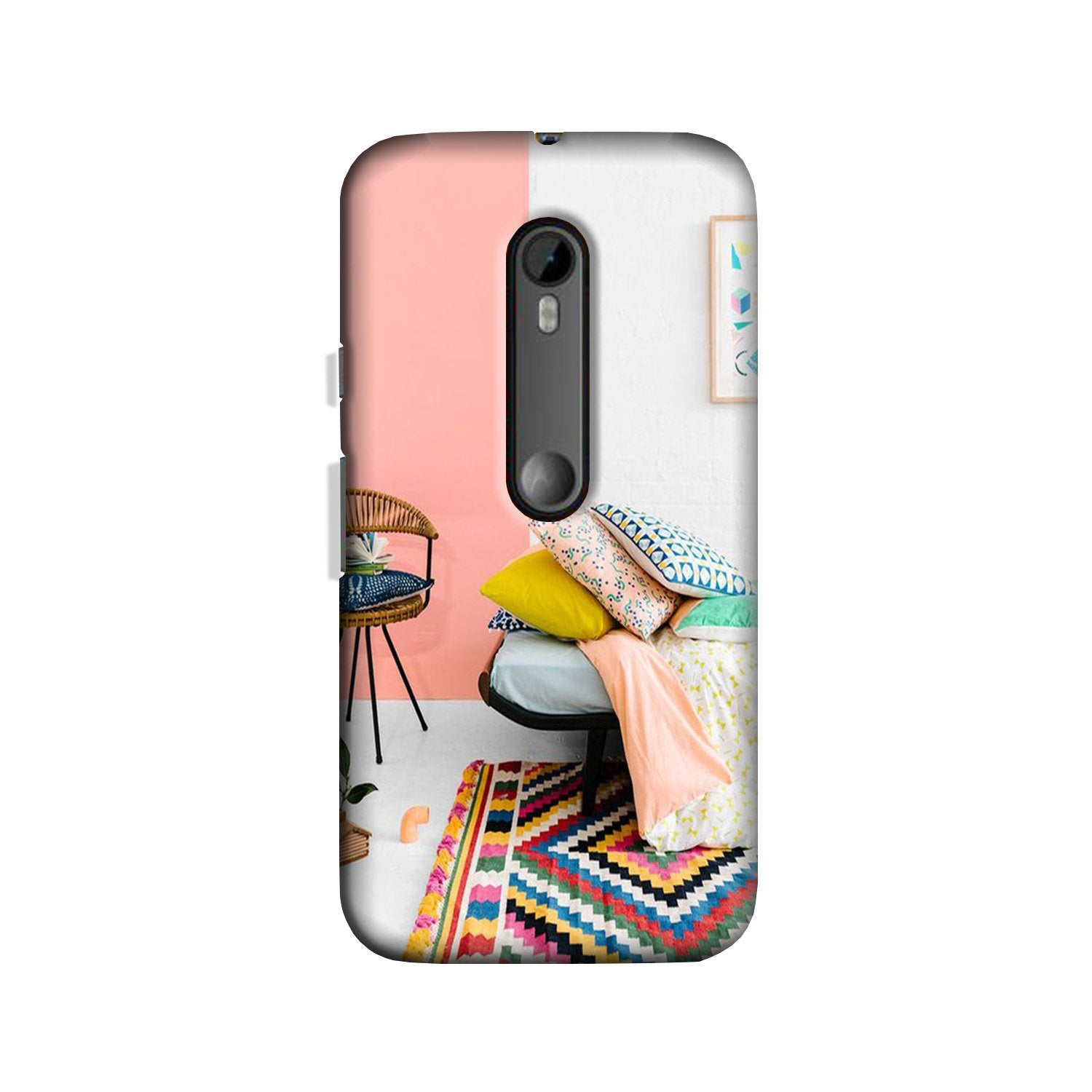 Home Décor Case for Moto G 3rd Gen