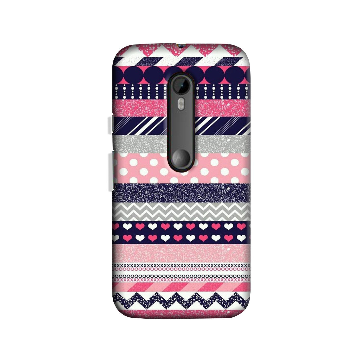 Pattern Case for Moto G 3rd Gen