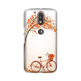 Bicycle Case for Moto G4 Plus (Design - 192)