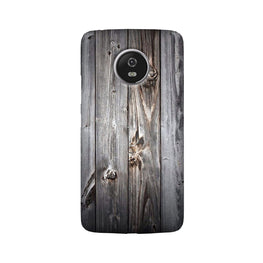 Wooden Look Case for Moto G5 Plus  (Design - 114)