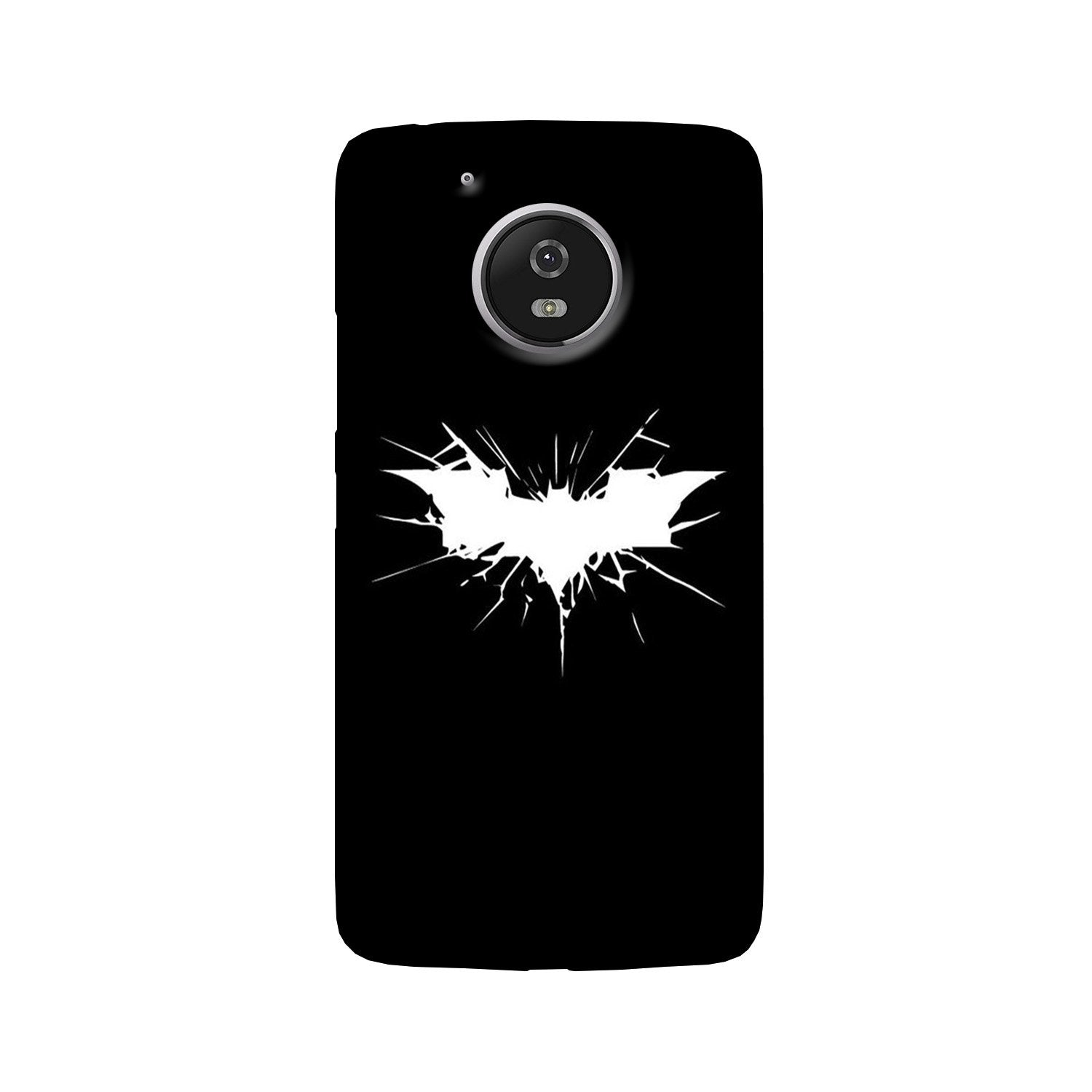 Batman Superhero Case for Moto G5  (Design - 119)