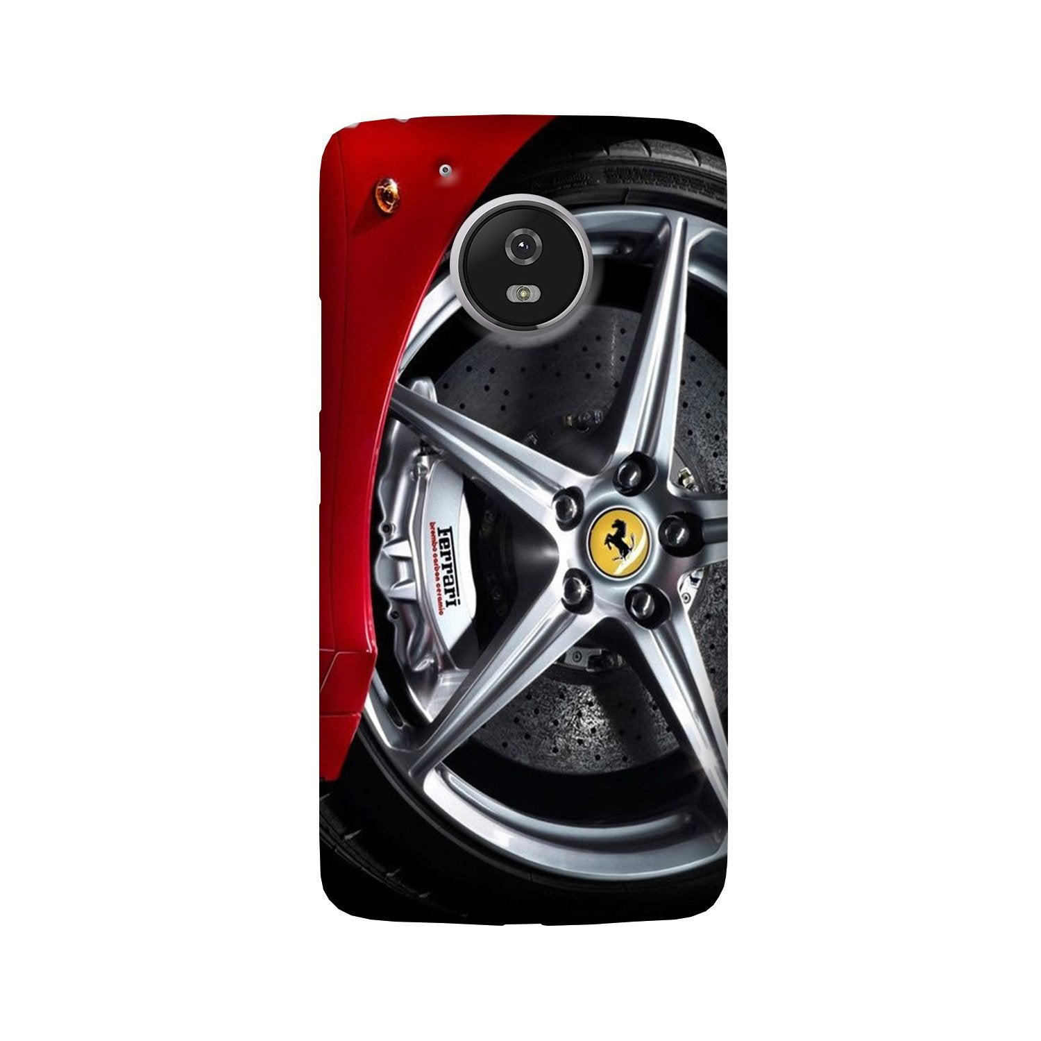 Ferari  Case for Moto G5  (Design - 133)