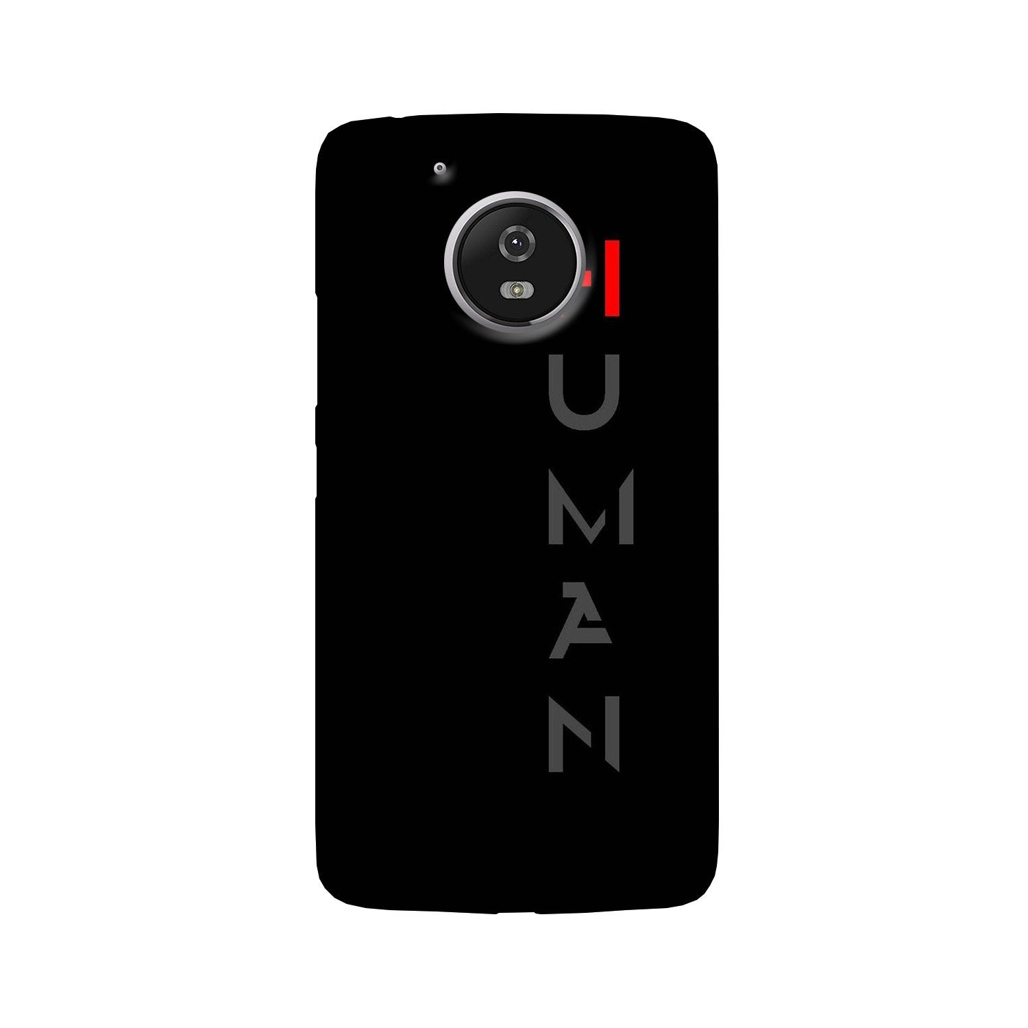 Human Case for Moto G5  (Design - 141)