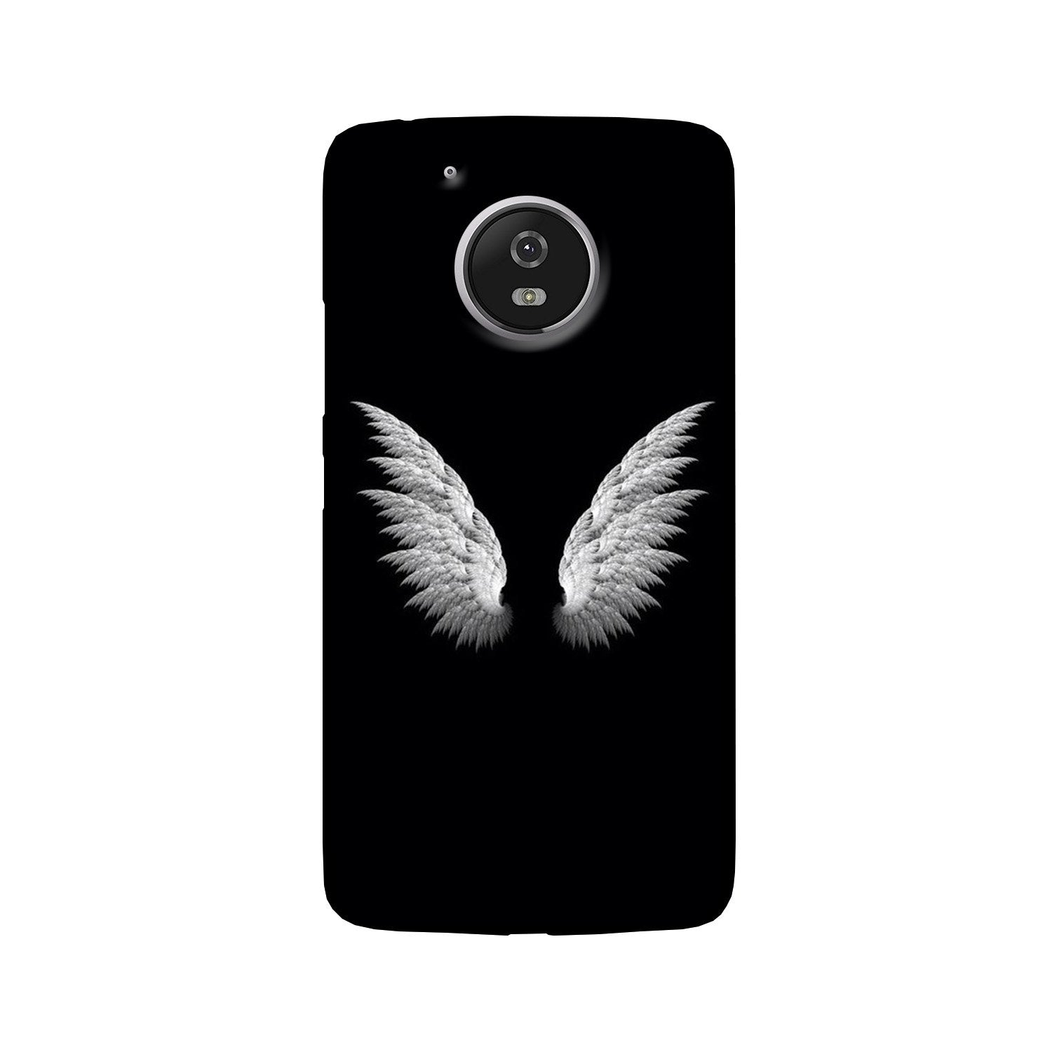 Angel Case for Moto G5  (Design - 142)