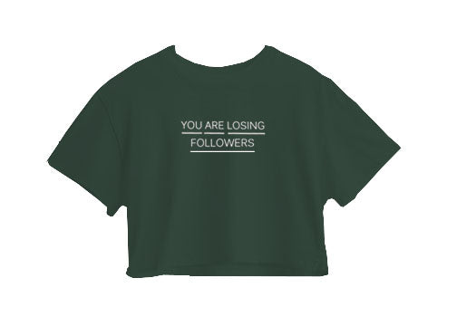 You Are Losing Followers