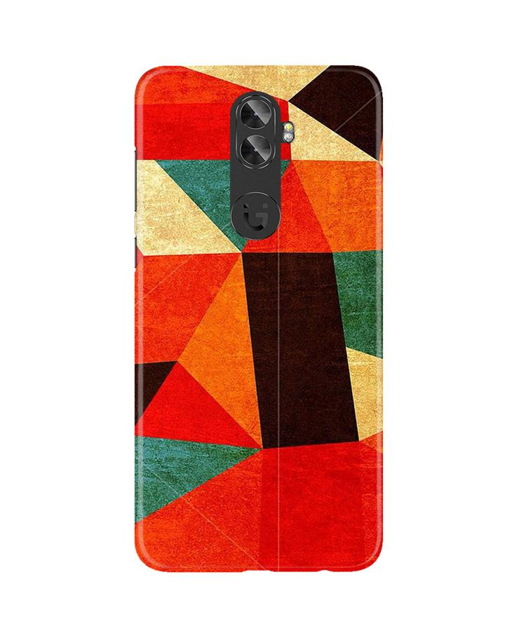 Modern Art Case for Gionee A1 Plus (Design - 203)