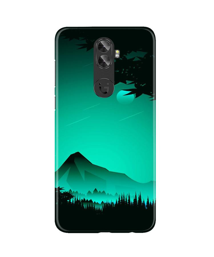 Moon Mountain Case for Gionee A1 Plus (Design - 204)