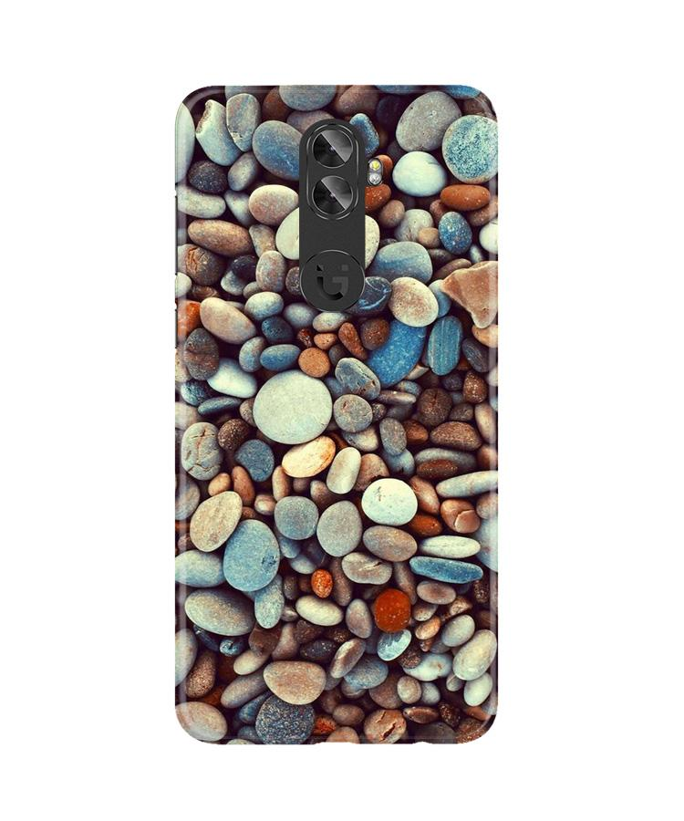 Pebbles Case for Gionee A1 Plus (Design - 205)