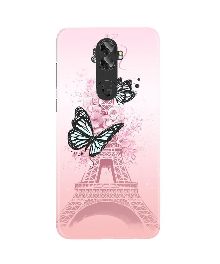 Eiffel Tower Case for Gionee A1 Plus (Design No. 211)