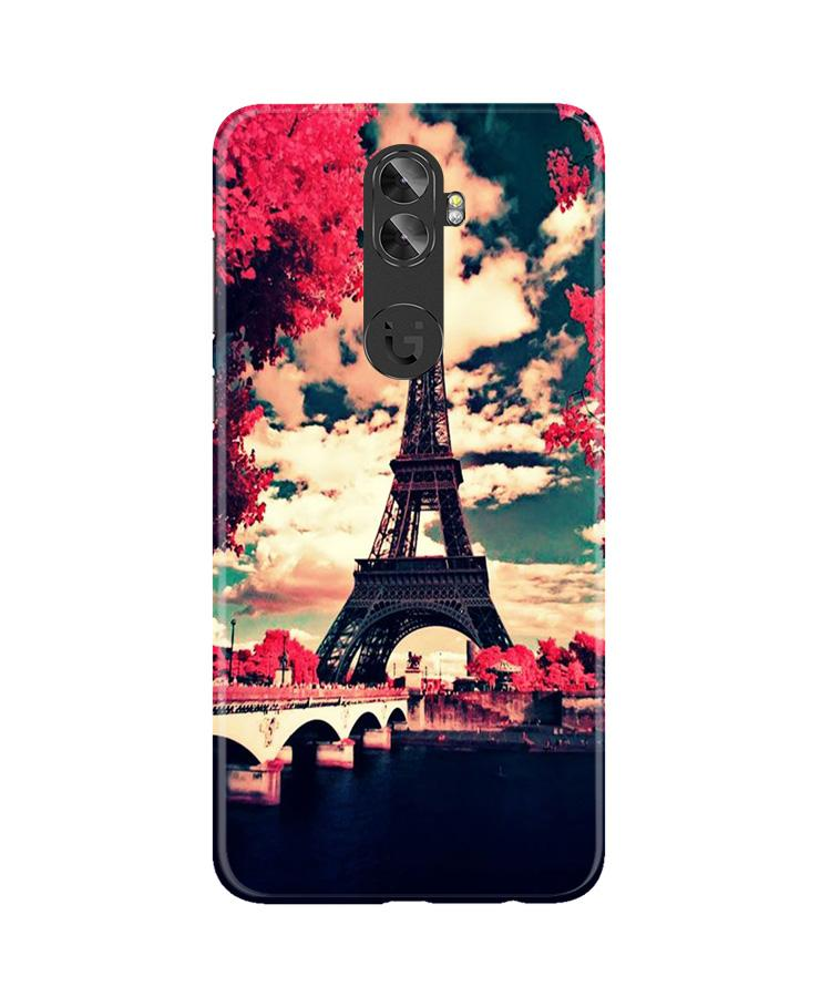 Eiffel Tower Case for Gionee A1 Plus (Design No. 212)