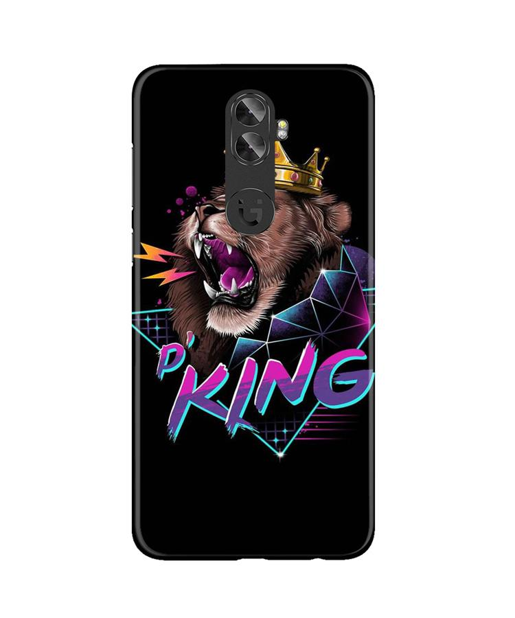 Lion King Case for Gionee A1 Plus (Design No. 219)