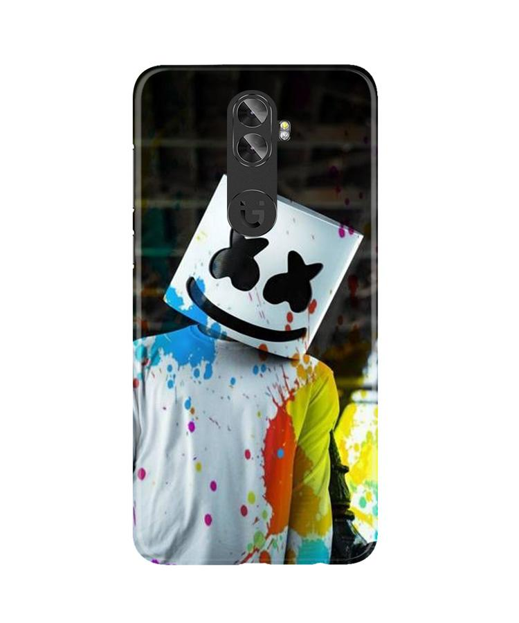 Marsh Mellow Case for Gionee A1 Plus (Design No. 220)