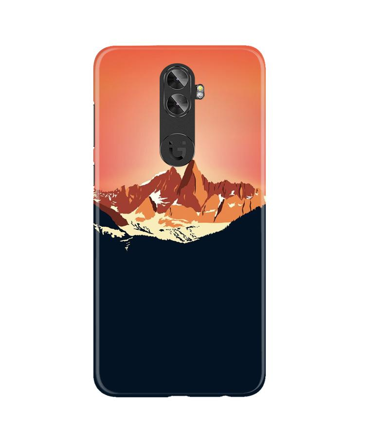 Mountains Case for Gionee A1 Plus (Design No. 227)