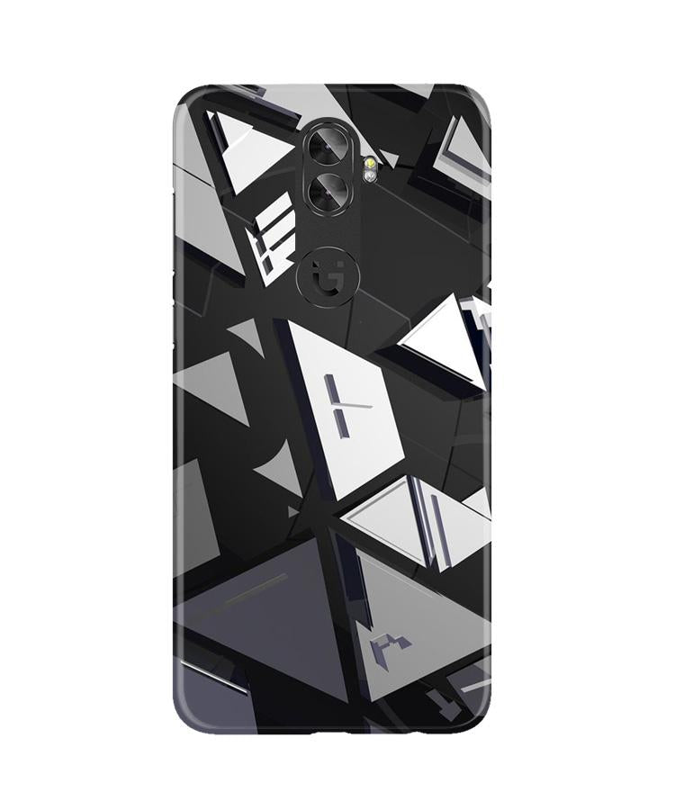 Modern Art Case for Gionee A1 Plus (Design No. 230)