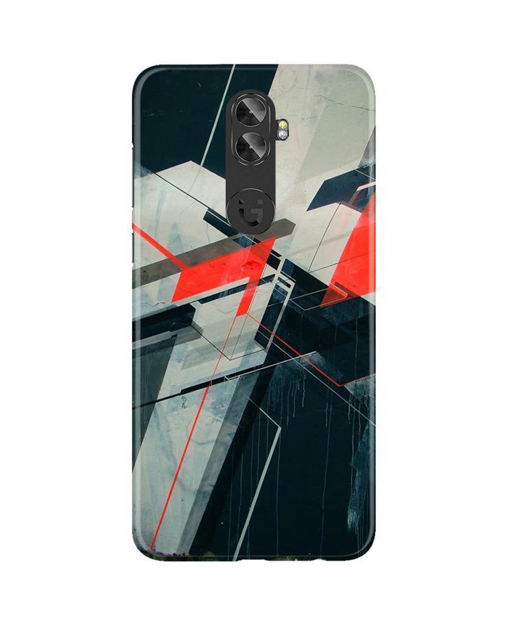 Modern Art Case for Gionee A1 Plus (Design No. 231)
