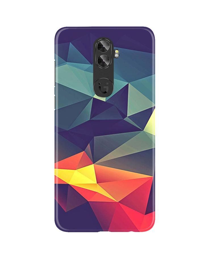 Modern Art Case for Gionee A1 Plus (Design No. 232)
