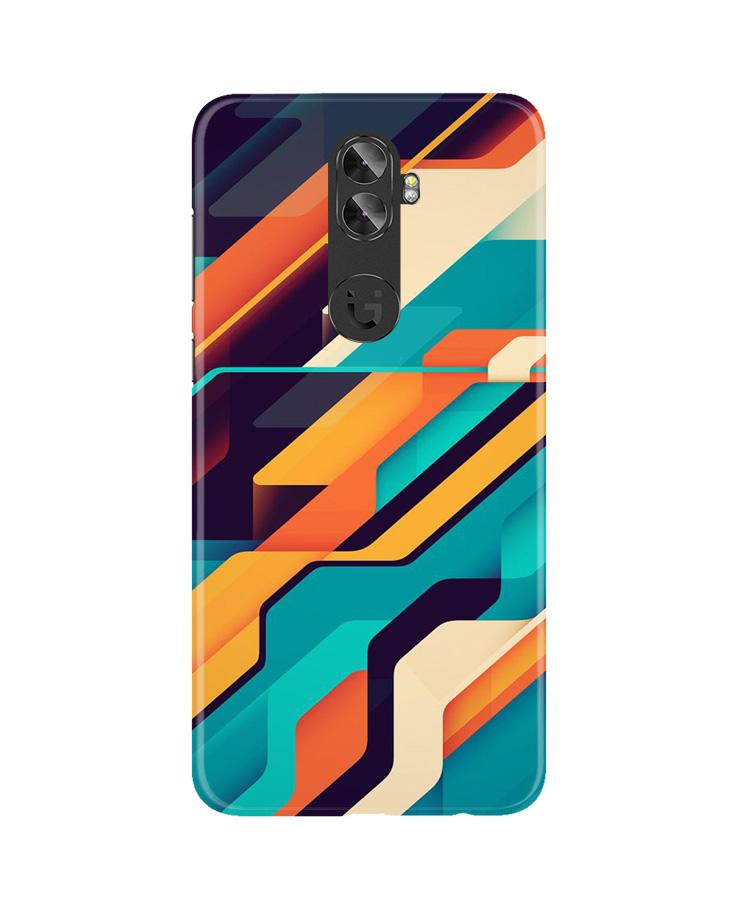 Modern Art Case for Gionee A1 Plus (Design No. 233)