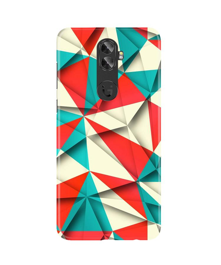 Modern Art Case for Gionee A1 Plus (Design No. 271)