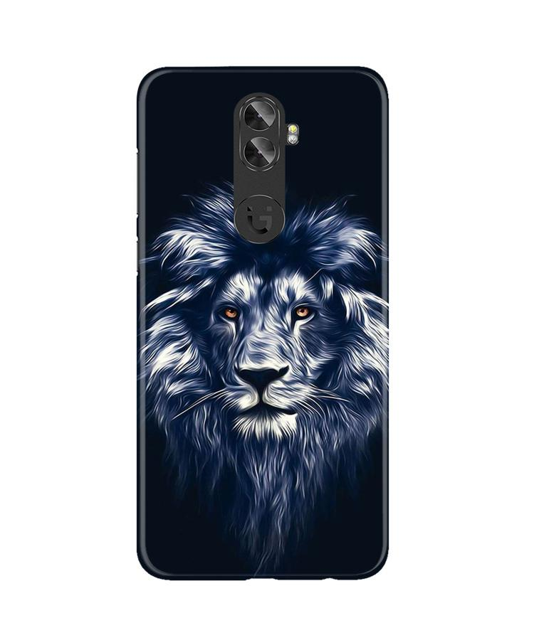 Lion Case for Gionee A1 Plus (Design No. 281)