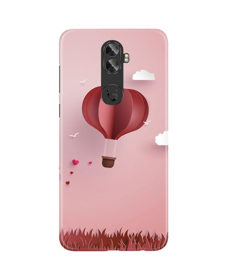 Parachute Case for Gionee A1 Plus (Design No. 286)