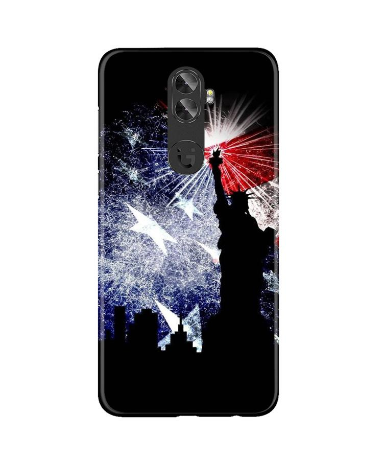 Statue of Unity Case for Gionee A1 Plus (Design No. 294)