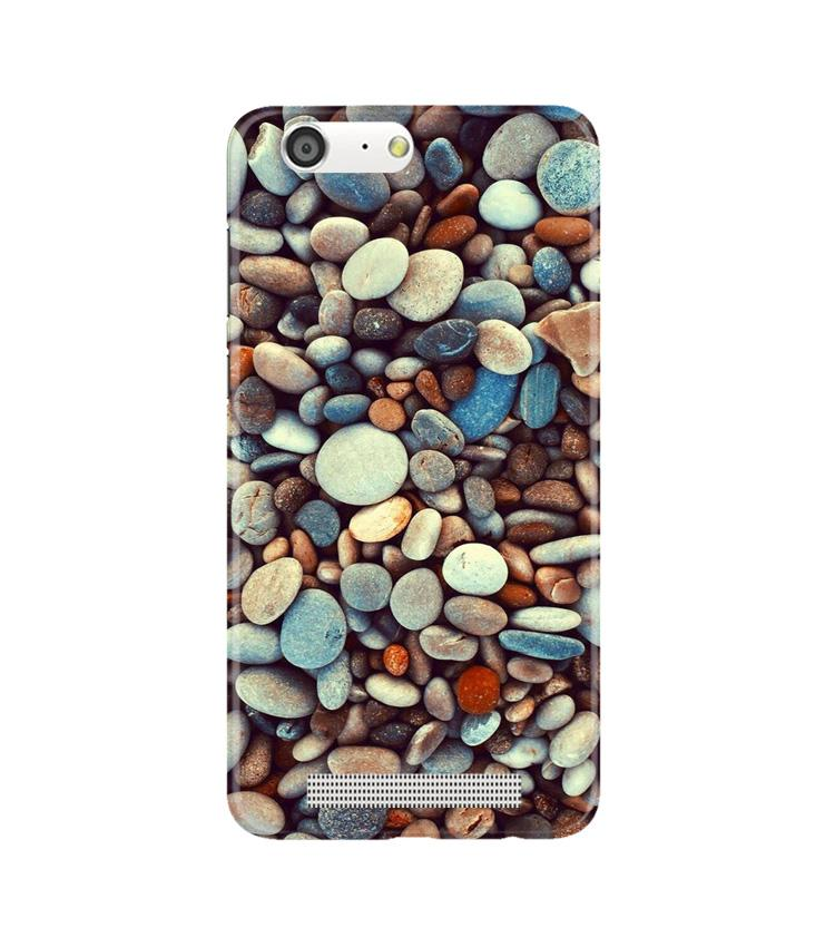 Pebbles Case for Gionee M5 (Design - 205)