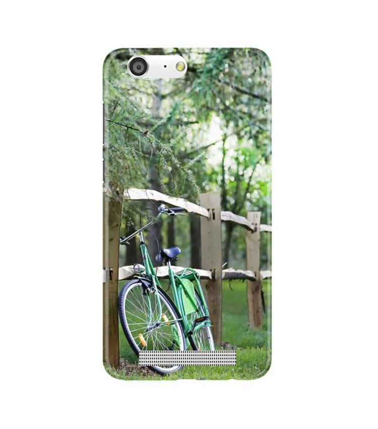 Bicycle Case for Gionee M5 (Design No. 208)