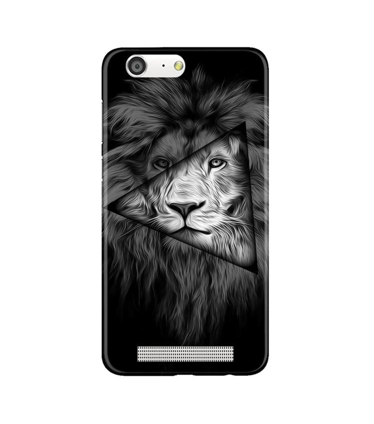 Lion Star Case for Gionee M5 (Design No. 226)