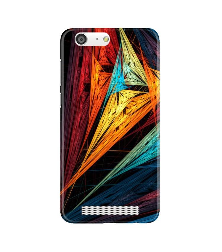 Modern Art Case for Gionee M5 (Design No. 229)