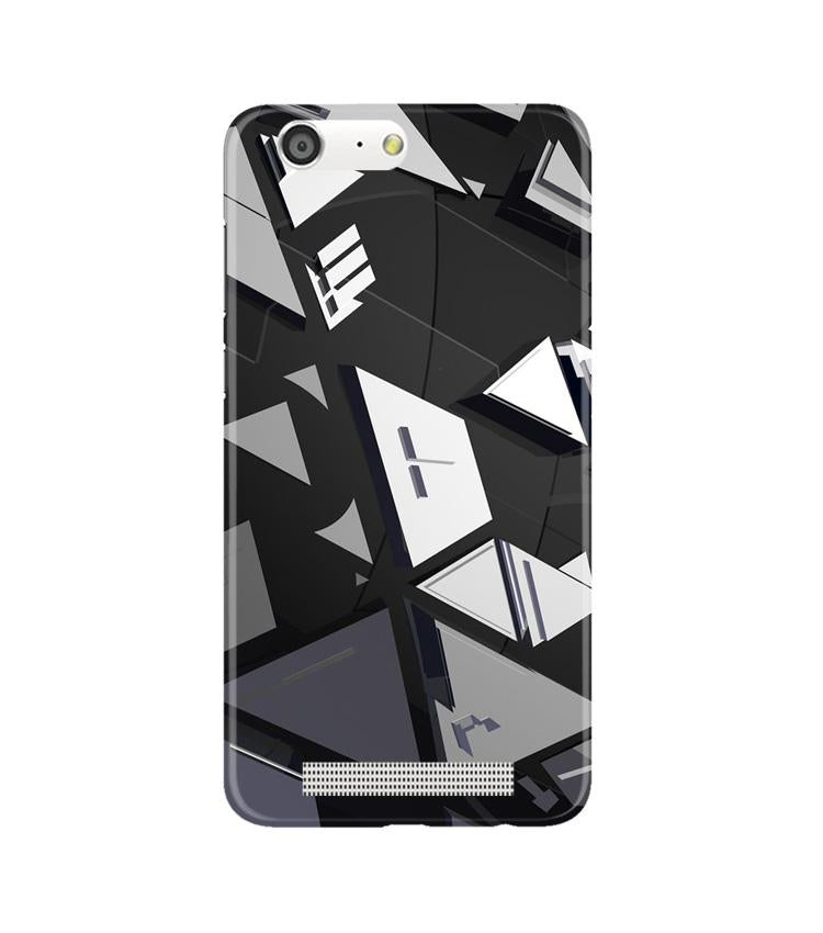 Modern Art Case for Gionee M5 (Design No. 230)