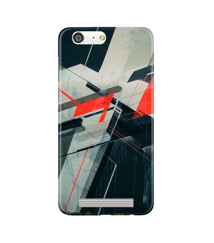 Modern Art Case for Gionee M5 (Design No. 231)